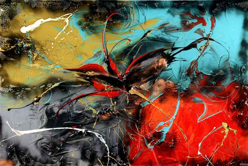 Giclee sounds of sile...  by  Lisabel