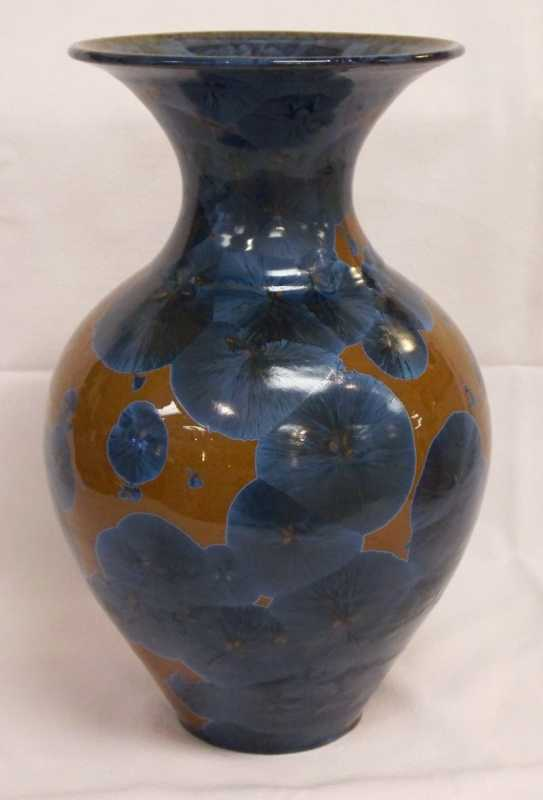 WPK074B Blue & Brown ... by  William Kennedy - Masterpiece Online