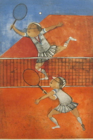 Tennis Party (tennis ... by Ms. Graciela Boulanger - Masterpiece Online