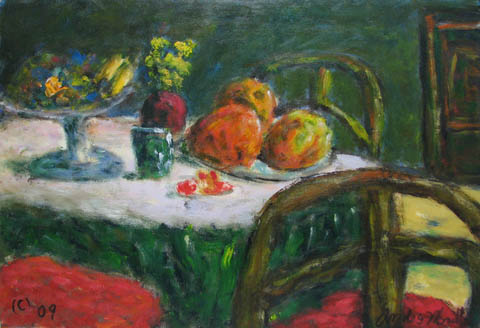 Light on the Table wi... by  Andres  Morillo - Masterpiece Online