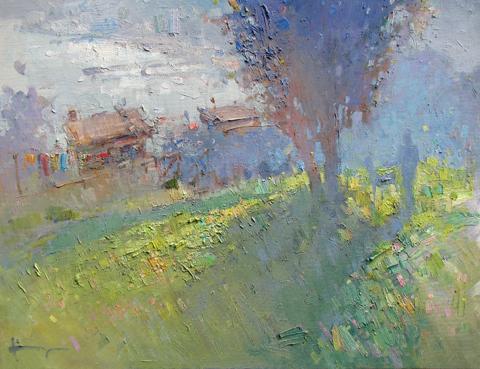 The Artist by  Slava Korolenkov - Masterpiece Online