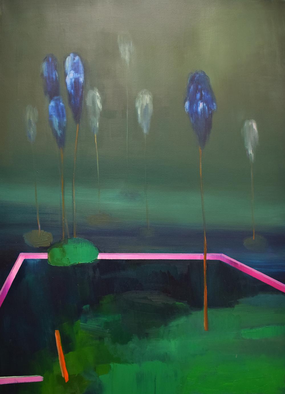Urban Islands represented  by  Jena Thomas