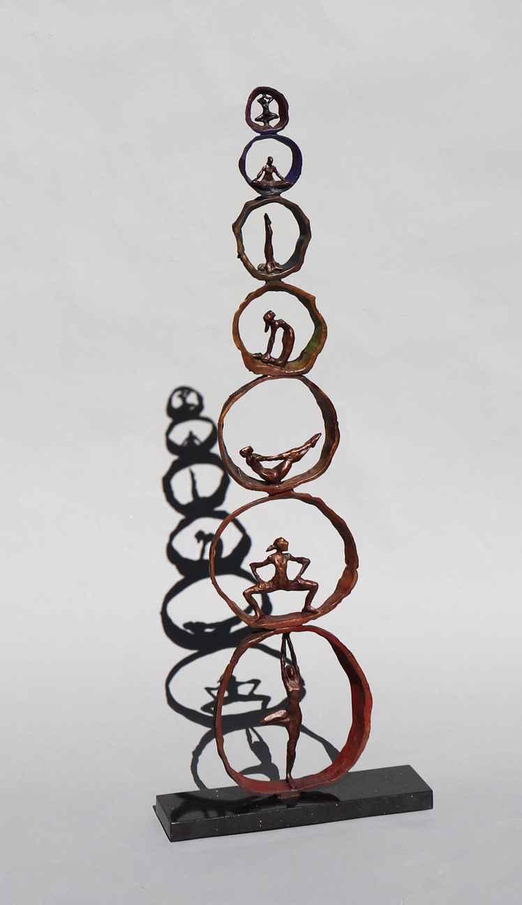 Chakra by Ms. Jane DeDecker - Masterpiece Online