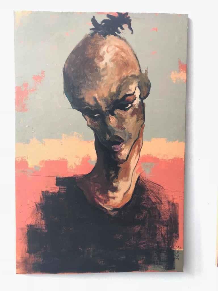 Untitled by  Boniface Maina - Masterpiece Online