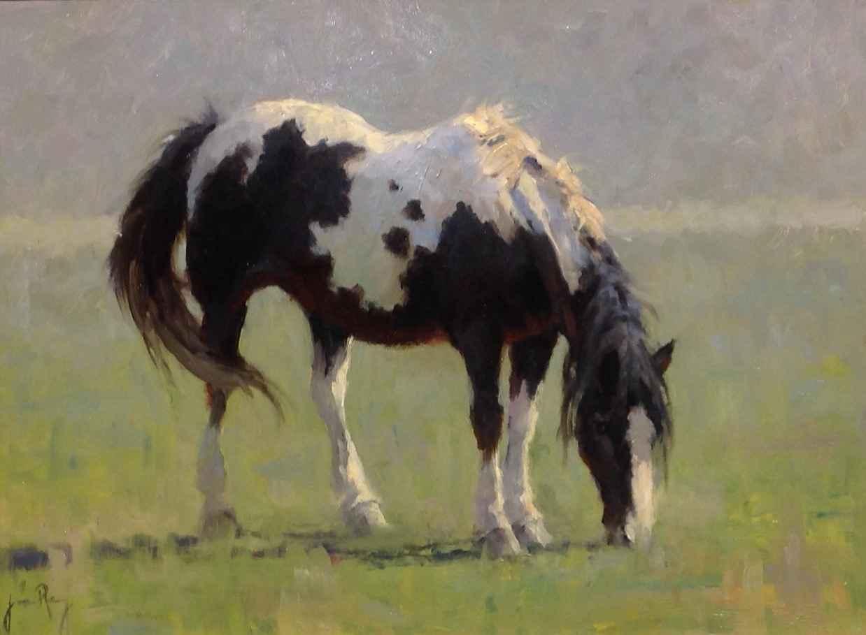Backlit Paint by  Jim Rey - Masterpiece Online