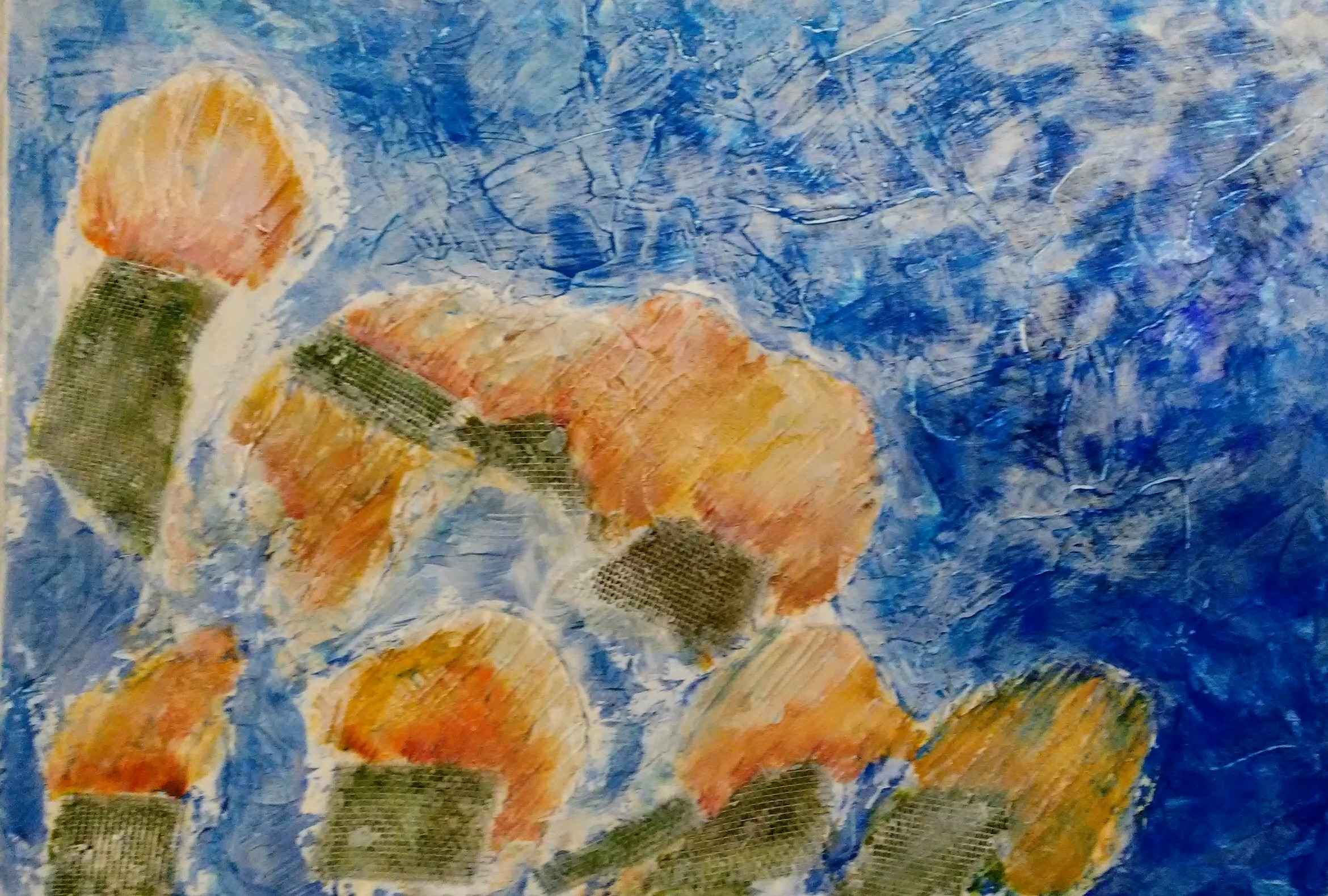 Sea Life by  Margaret Emerson - Masterpiece Online