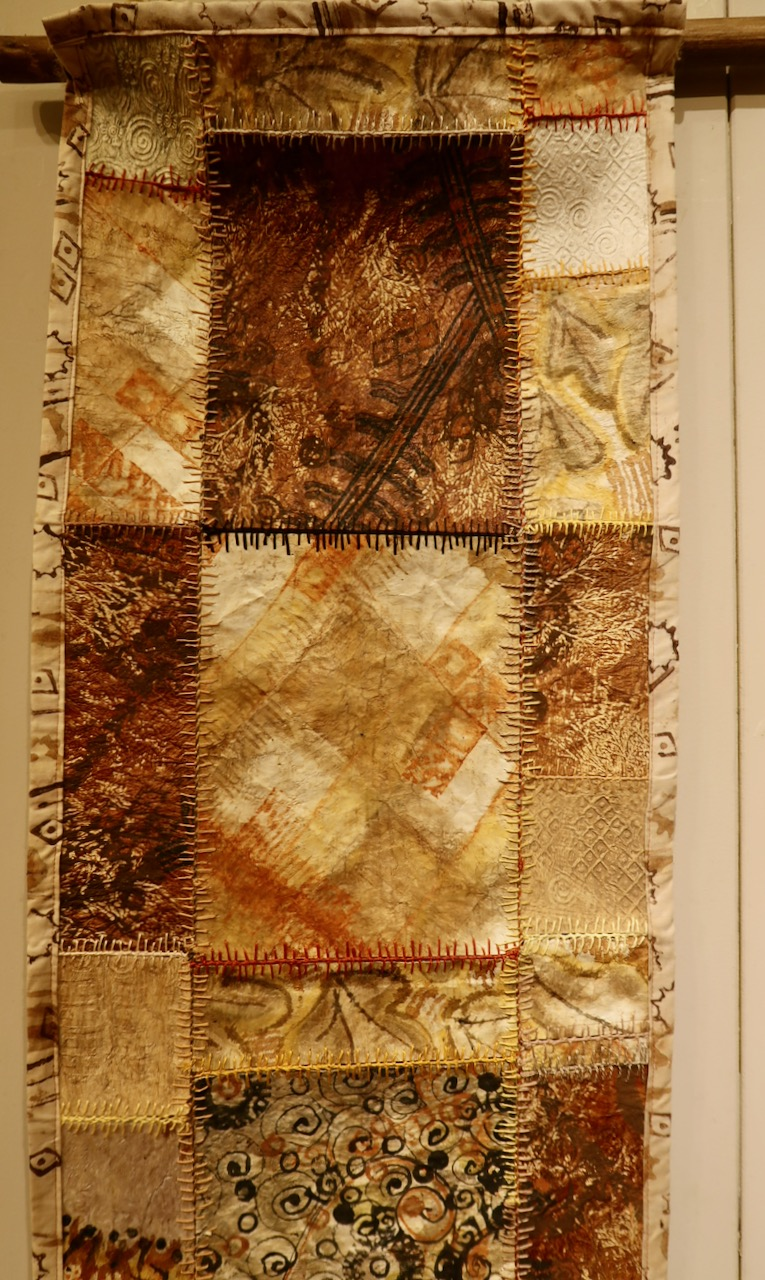 Kapa 'Apana (Pieced K... by Ms. Roen Hufford - Masterpiece Online