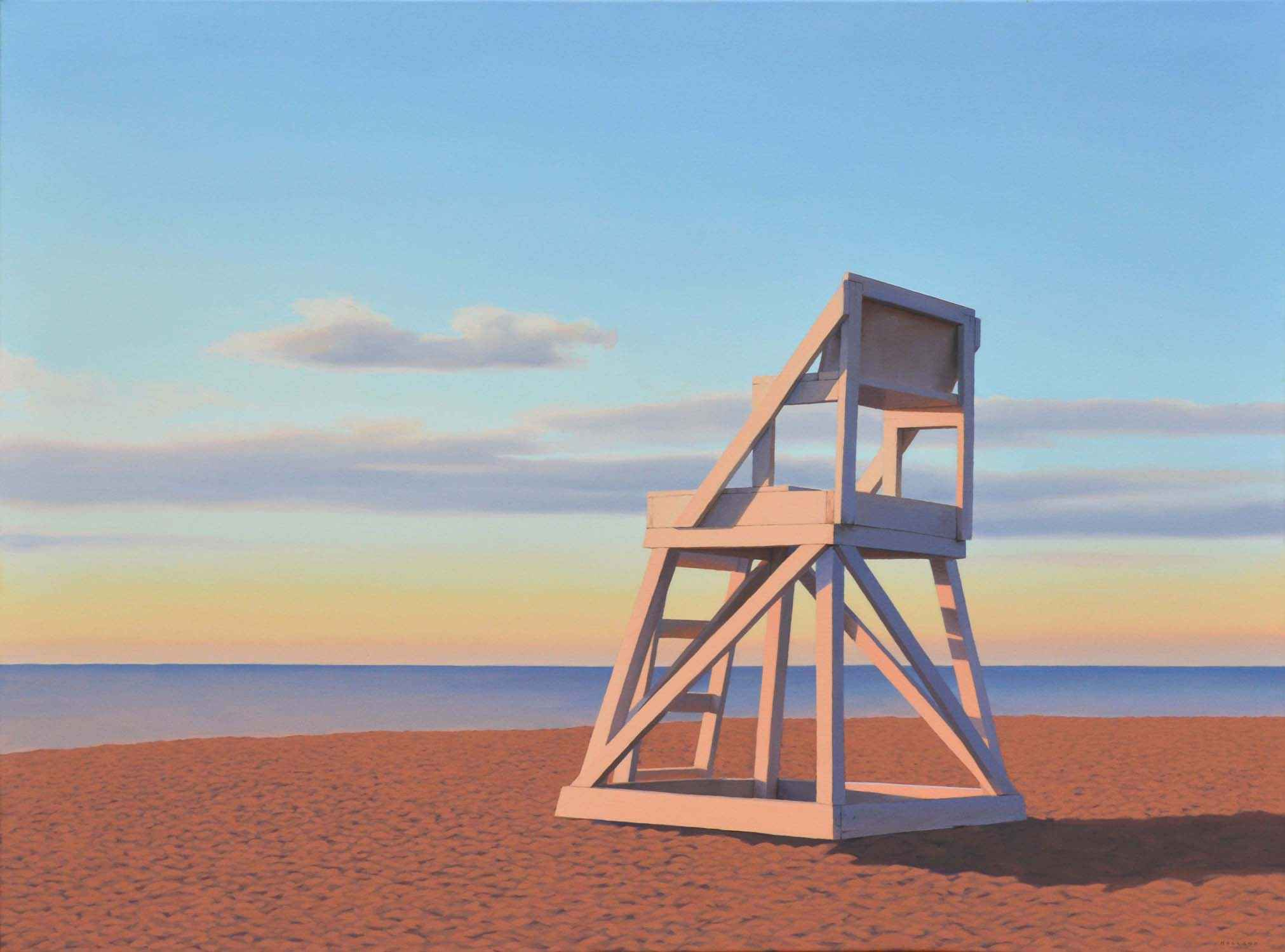 Seashore Sunrise by  Jim Holland - Masterpiece Online