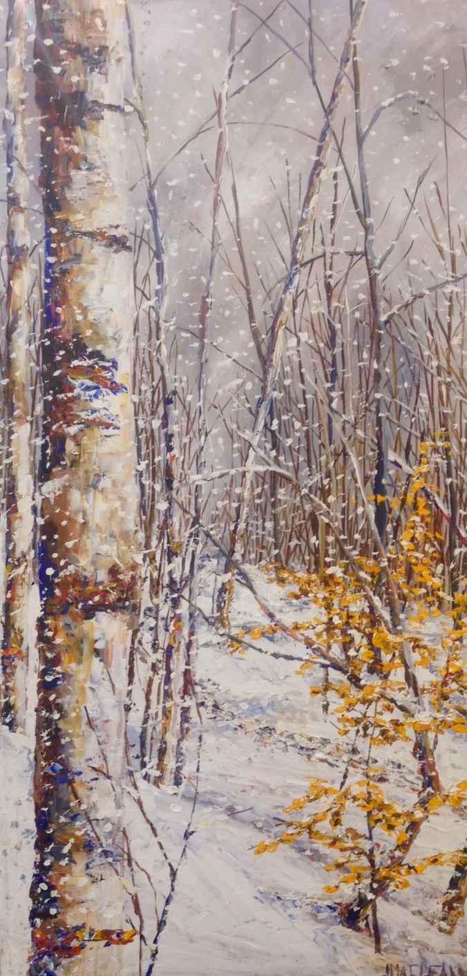 Snow Day by  Jamie MacLean - Masterpiece Online