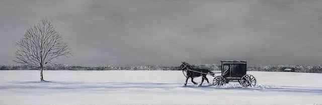 Heading Home by  Janet Liesemer - Masterpiece Online