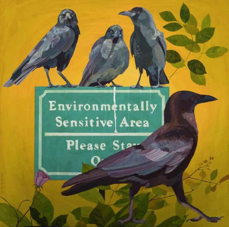 Environmentally Sensi... by  Gretchen Woodman - Masterpiece Online