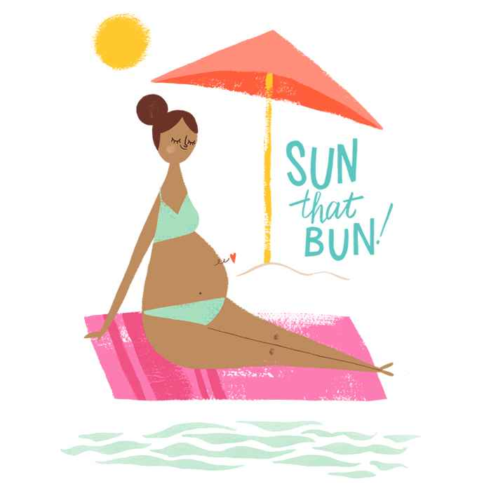 Sun that Bun by  Joel & Ashley Selby - Masterpiece Online