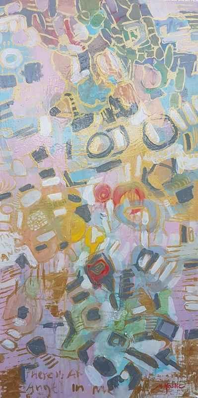 Fragments Series XXX by  Mila Kostic - Masterpiece Online