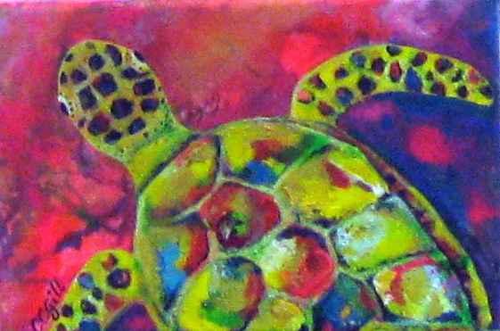 Calypso by  Caroline Gill - Masterpiece Online