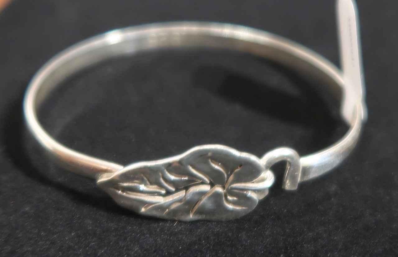 Taro Leaf Bracelet by Capt. Thomas Eimer - Masterpiece Online