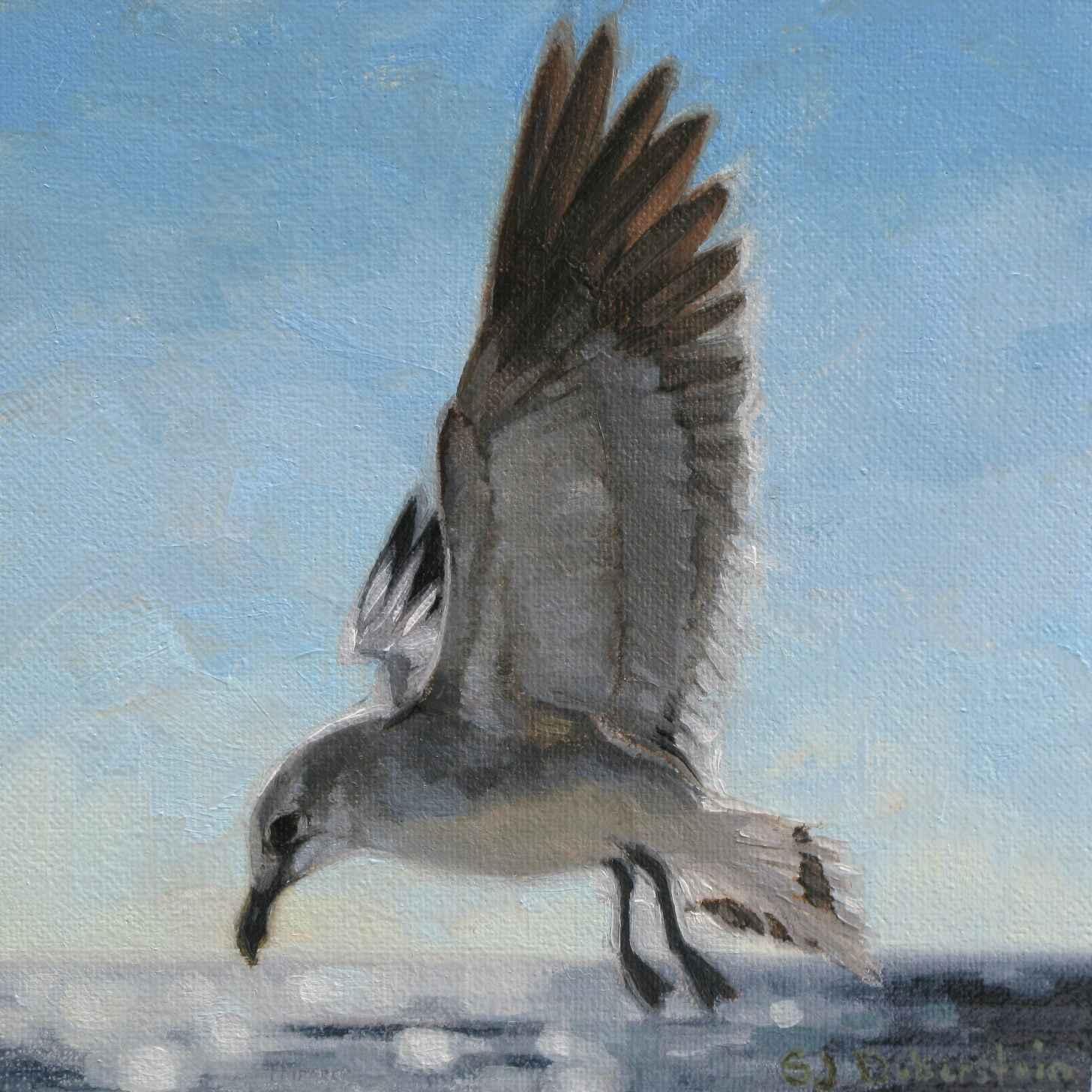 Free Bird by  SaraJane Doberstein - Masterpiece Online
