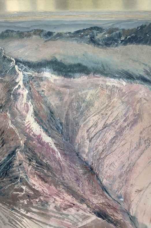 Elevation: Crevice