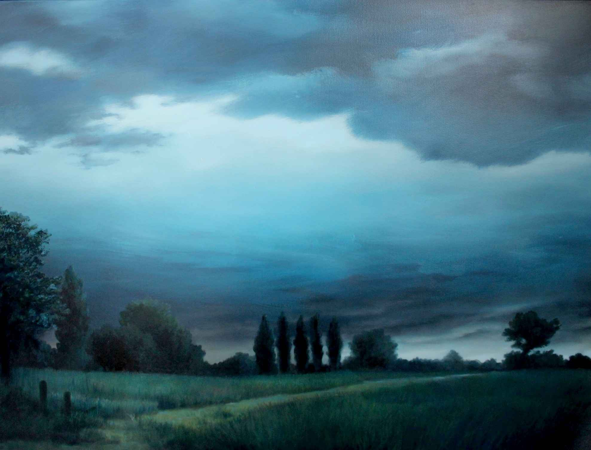 Fading Light by  Andy Eccleshall - Masterpiece Online