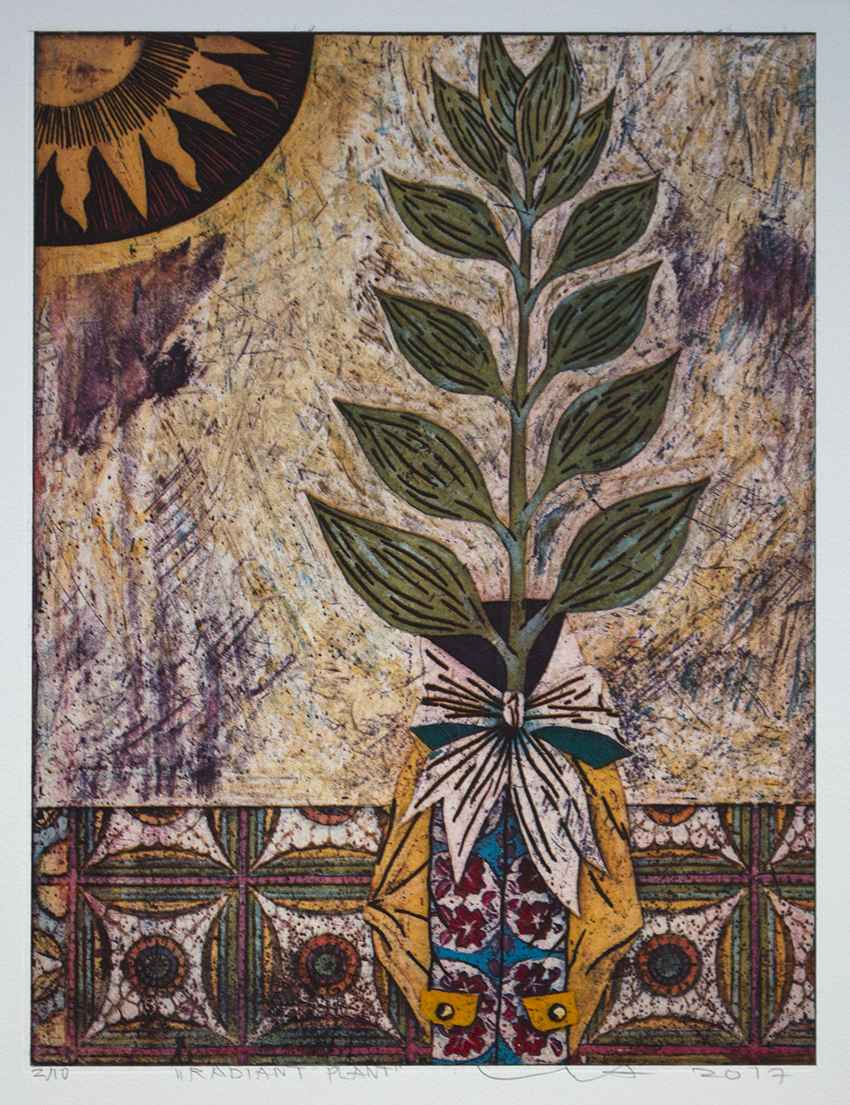 Radiant Plant by  Yuji Hiratsuka - Masterpiece Online