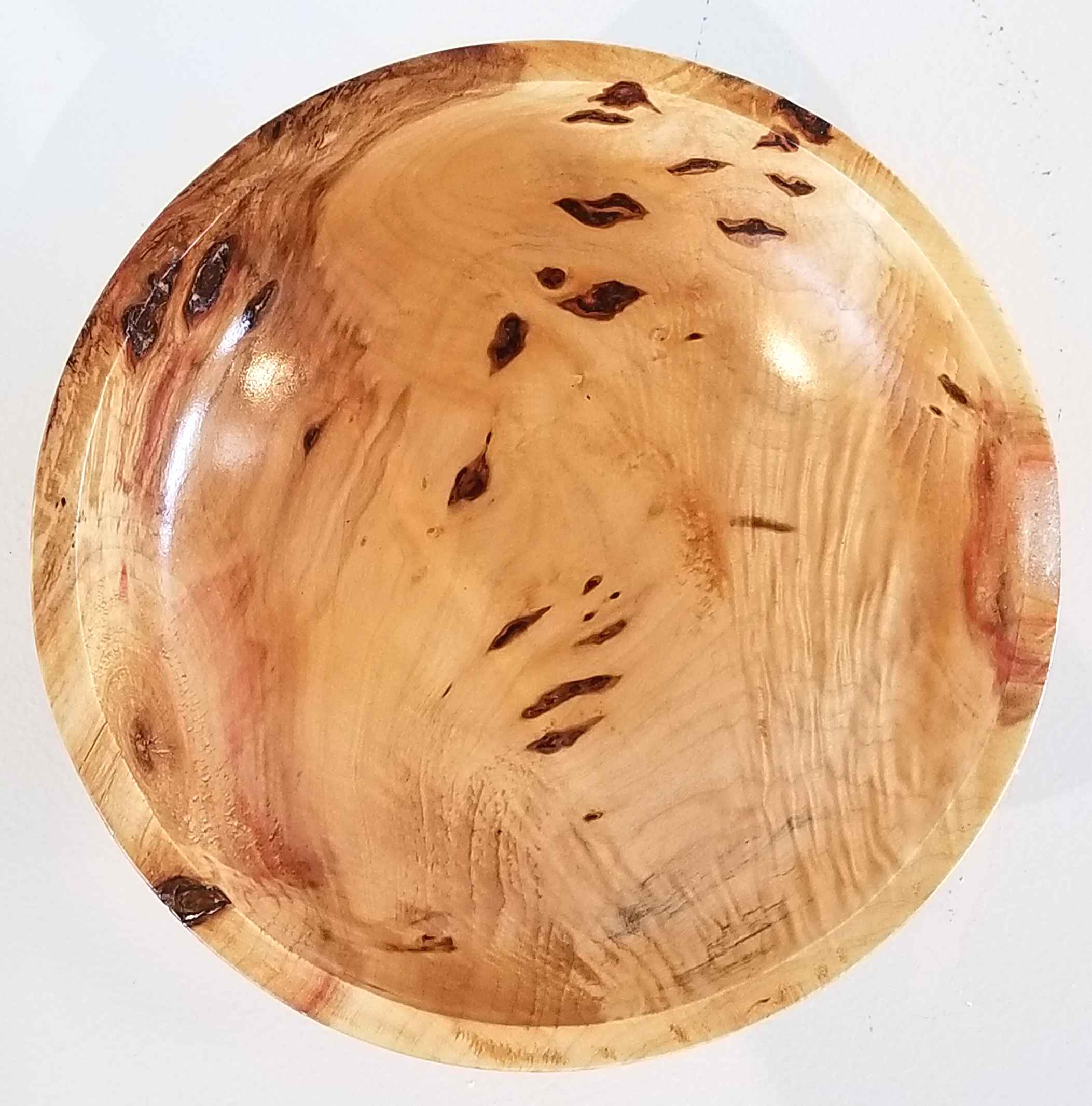 Box Elder Bowl by  Ronald Zdroik - Masterpiece Online