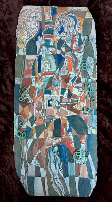 Spirits of Venice by  Daud Akhriev - Masterpiece Online