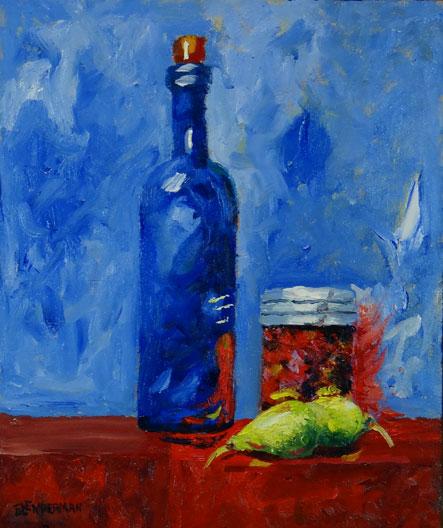 Jam and Pears  by  Robert Blenderman
