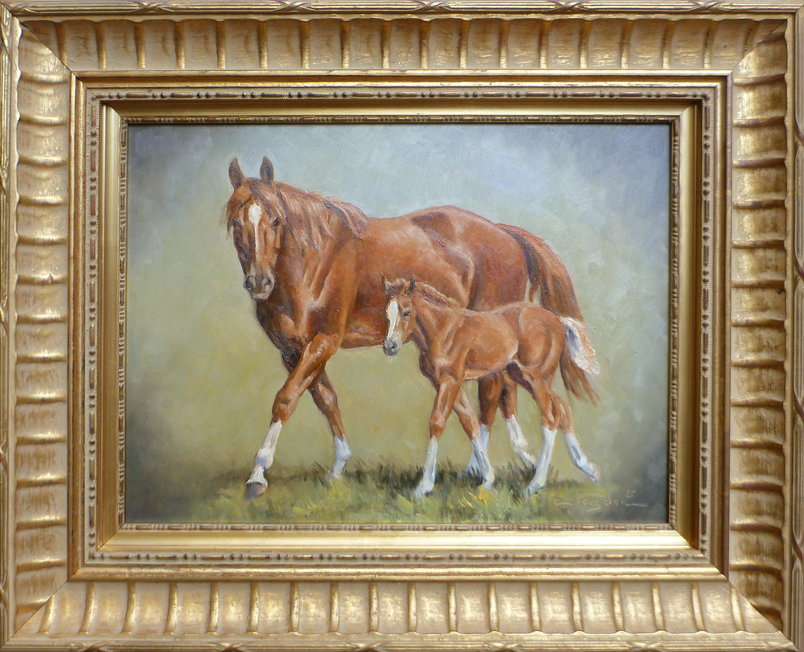 Mom's Image by Ms. Cynthia Rigden - Masterpiece Online