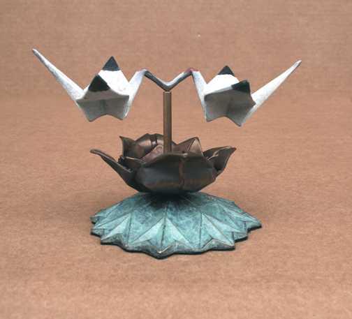 Dancing Cranes by  Joe Spear - Masterpiece Online