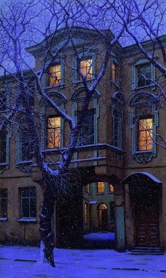 Passage Home by  Alexei Butirskiy - Masterpiece Online