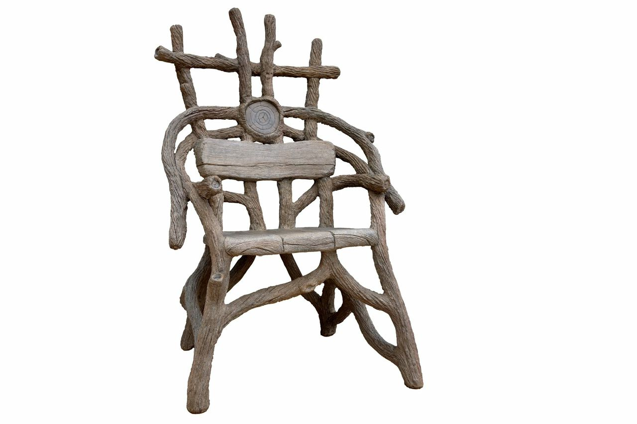 Woodsman's Chair by  Frank Marquette - Masterpiece Online