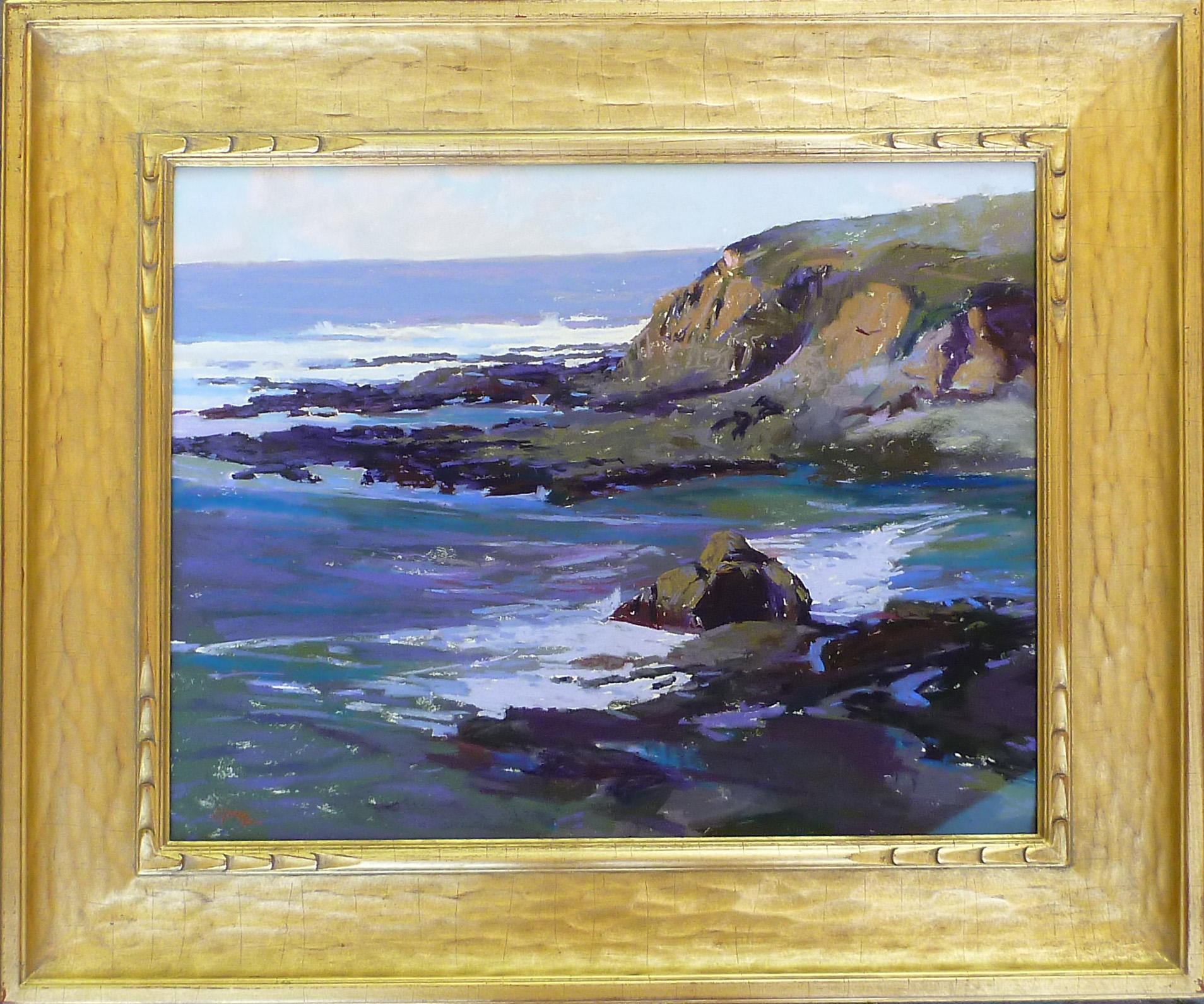 I Watched As the Sea ... by  W. Truman Hosner - Masterpiece Online
