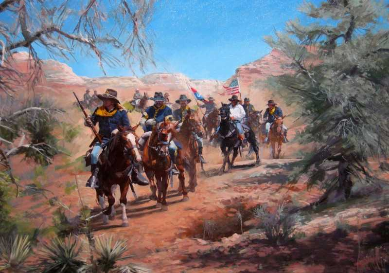 Short Patrol  by  Jim Carson