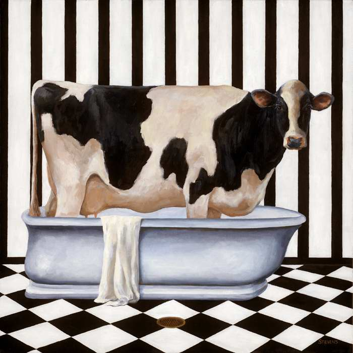 Milk Bath by Ms Sandra Stevens - Masterpiece Online