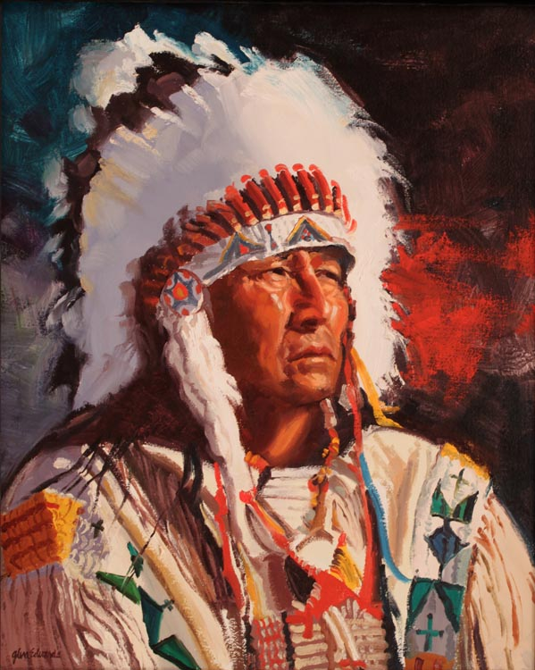 A NEW WORK- Red Hawk by  Glen Edwards - Masterpiece Online