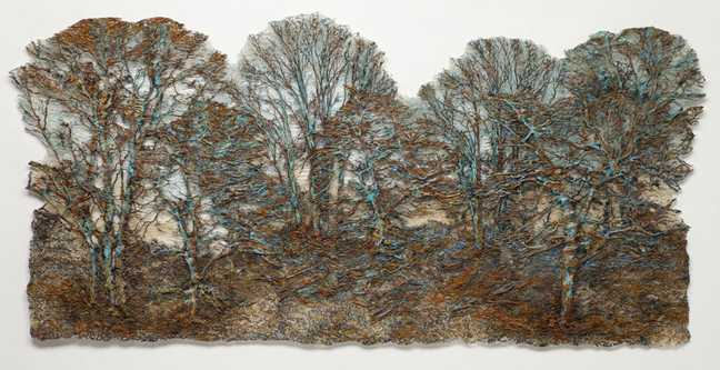 Distant Forest 10 by  Lesley Richmond - Masterpiece Online