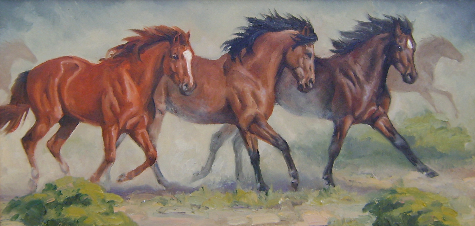 On A Spree by Ms. Cynthia Rigden - Masterpiece Online