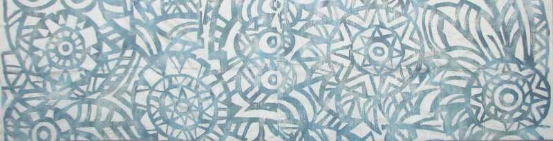 Ho'Okele (Lt. Blue An... by   Pili Designs - Masterpiece Online