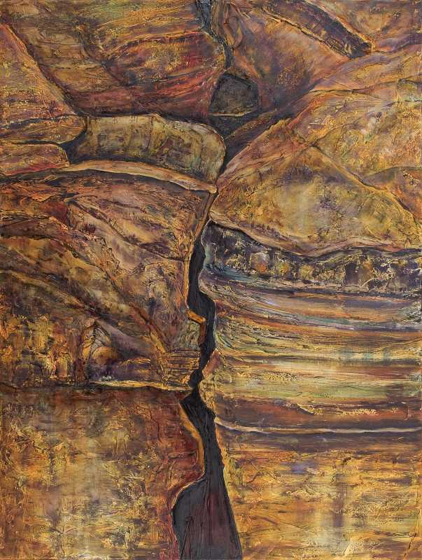 Canyon Treasure by  Marilyn Bos - Masterpiece Online