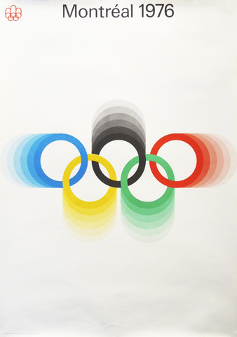 Montreal 1976 Olympic... by  Ernst Roch - Masterpiece Online