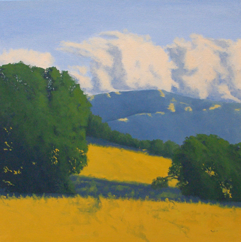 Gatehering Clouds by  Donald  Craghead - Masterpiece Online