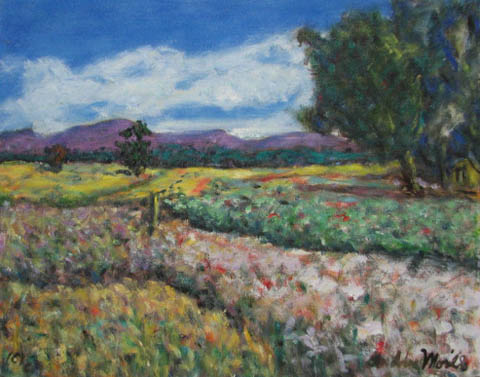Farm in California by  Andres  Morillo - Masterpiece Online