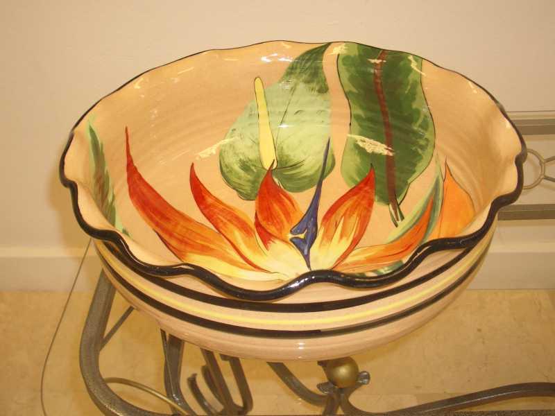 Extra Large Bowl by Mr. Headley Frazer - Masterpiece Online