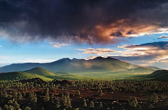 Sunset Crater by  Shane McDermott - Masterpiece Online