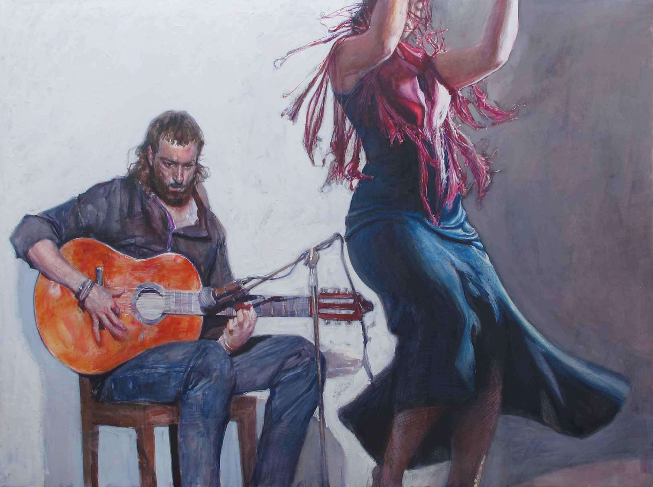Alegrias by  Daud Akhriev - Masterpiece Online
