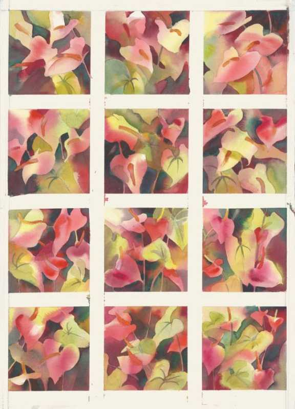 Floral Series by  Roger Whitlock - Masterpiece Online