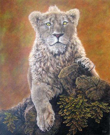 I Will be King by  Marietta Bajer - Masterpiece Online
