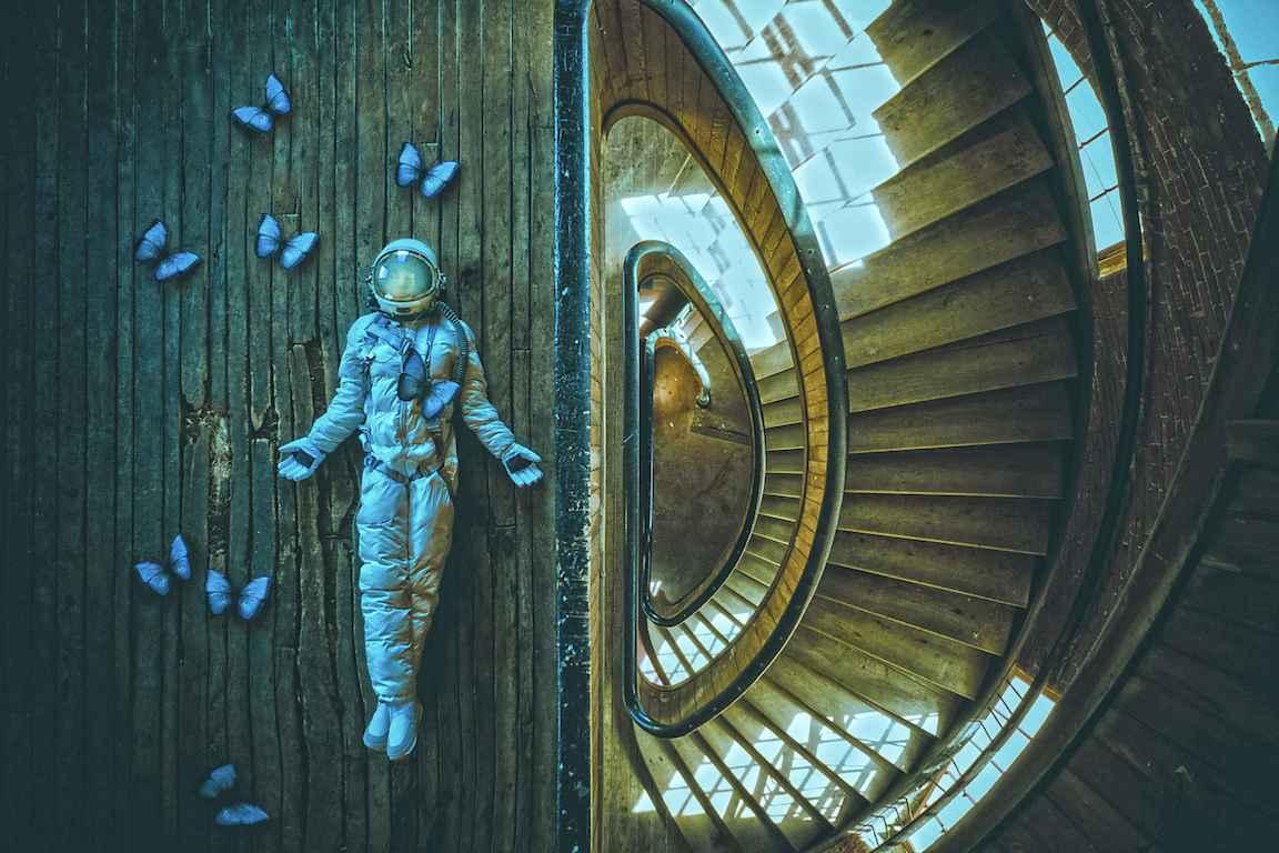 VOID - Untitled VI (d... by  Karen Jerzyk - Masterpiece Online