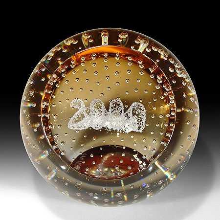 Caithness Millennium ... by  Caithness  Glass Inc - Masterpiece Online