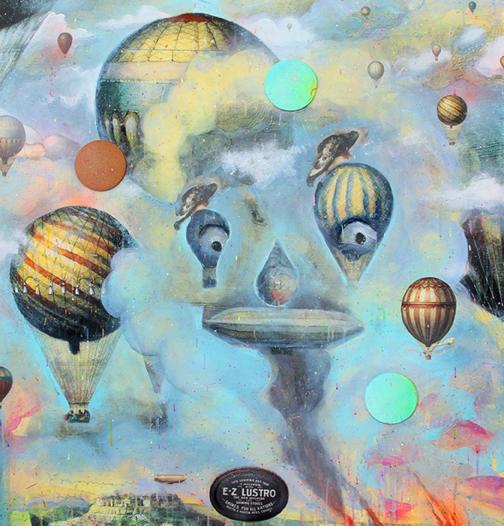Hot Air by  Bruce Helander - Masterpiece Online