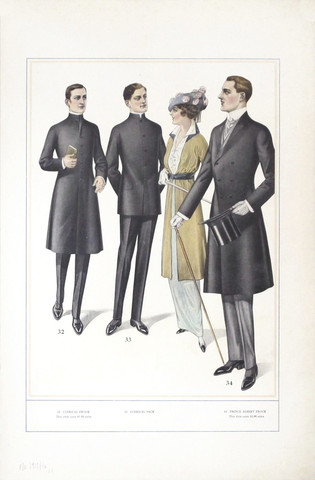 1915/1916 Men's Fashi... by  Anonymous  - Masterpiece Online